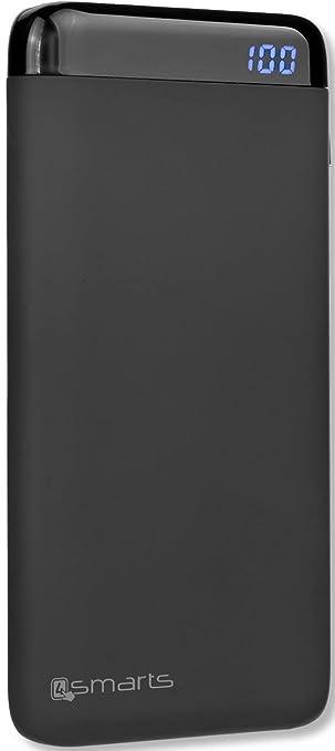 4smarts VoltHub PD 10000 Ión de Litio 10000mAh Negro batería ...