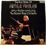 The Two Sides of Arthur Fiedler, Arthur Fiedler Conducting the Boston Pops