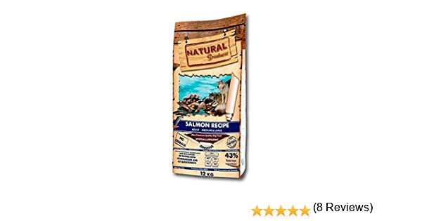 Natural Greatness - Natural Greatness Salmón Sensitive Medium ...