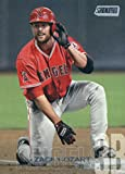 Baseball MLB 2018 Topps Stadium Club #203 Zack Cozart Angels