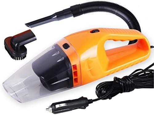 PIXNOR Coche Aspiradora Polvo Colector Naranja: Amazon.es: Electrónica