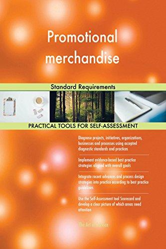Promotional merchandise Standard Requirements