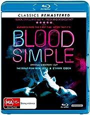Blood Simple (Blu-ray)