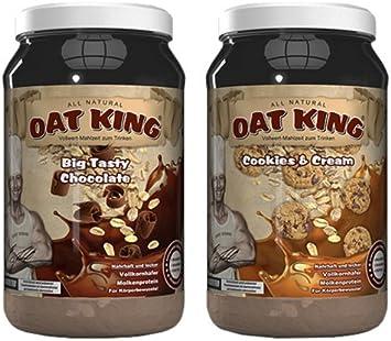 Oat King Drink – Alimentos con copos de avena Shake ...