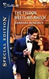 The Tycoon Meets His Match, Barbara Benedict, 0373248725