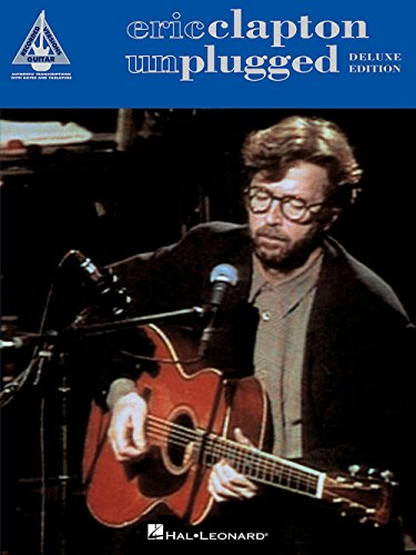 Hal Leonard Eric Clapton - Unplugged Deluxe Edition Tab - Eric Unplugged Guitar Clapton