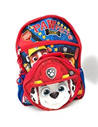 Nickelodeon Paw Patrol Perfect 16 inches Backpack with lunch box (Large)