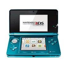 Nintendo 3DS Handheld System - Aqua Blue (Certified Refurbished)