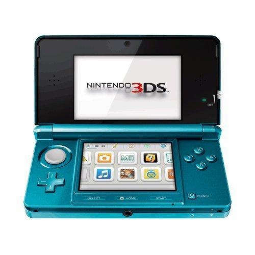 닌텐도 3DS 아쿠아 블루(리뉴얼)