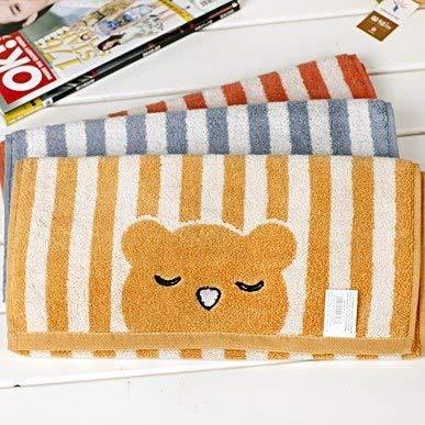 TT&QQ Cute Bear Towel Wholesale Towel 6030cm Mix Colors 3PCS/LOT by TT&QQ (Image #1)