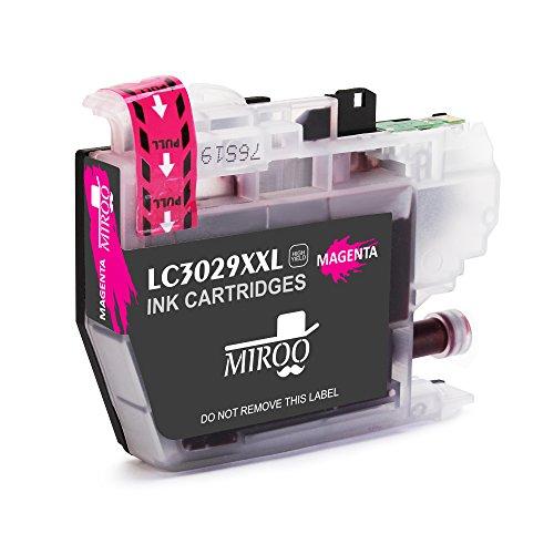 MIROO LC3029 XXL Ink Cartridge 5 Pack Compatible for Brother MFC-J5830DW MFC-J6535DW MFC-J5930DW MFC-J6935DW MFC-J5830DWXL MFC-J6535DWXL Printer (2 Black 1 Cyan 1 Magenta 1 Yellow) Photo #5