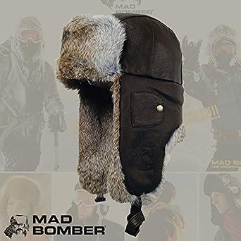 0c5238114b035c Amazon | 305LBRN ロシア帽子 耳あて付き帽子 ハット/ファッション ...