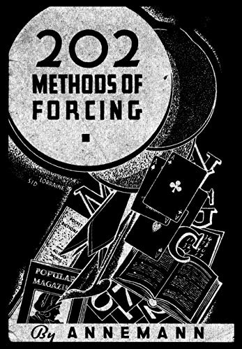 Pdf Entertainment 202 Methods Of Forcing