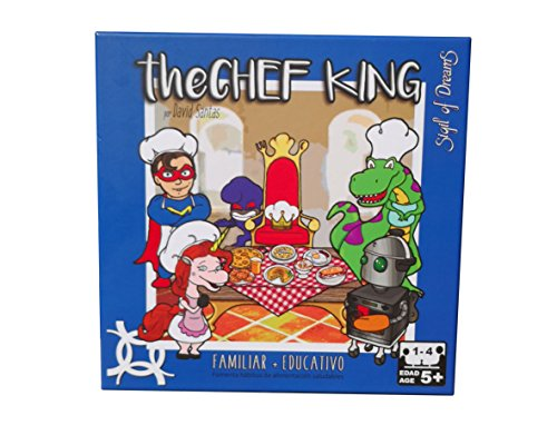 THE CHEF KING | EDUCATIONAL Board Game about COOKING and NUTRITION | Encourages HEALTHY HABITS of FOOD by Sigil Of Dreams (Image #6)