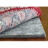 """Eco Plush TM 1/2"""" Felt Rug Pad by Rug Pad USA, Preserve & Protect, Cushioned Rug Padding SAFE FOR ALL FLOORS - 20 YEAR WARRANTY (7x11)"""