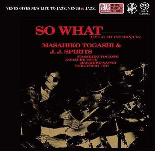 SACD : Masahiko Togashi - So What: Live At Shinjuku Pit In (Japan - Import)