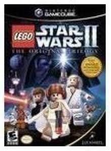 Lego Star Wars II Gamecube The Original Trilogy