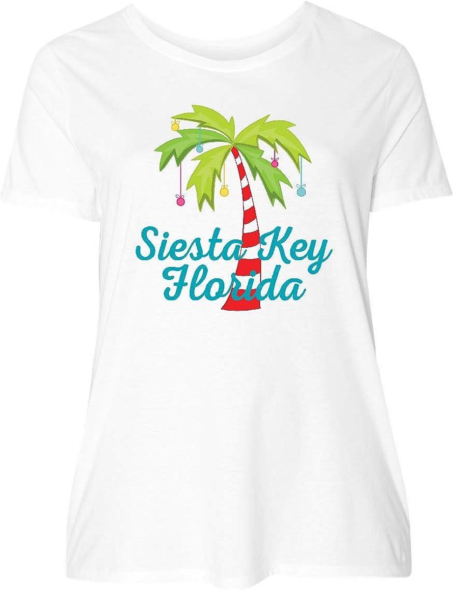 inktastic Siesta Key Florida Christmas Vacation Toddler T-Shirt