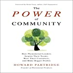 The Power of Community | Howard Partridge