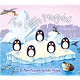 Five Little Penguins (Five Little Counting Books)