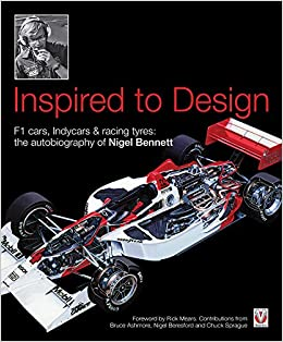 Inspired to Design: F1 cars, Indycars & racing tyres: the
