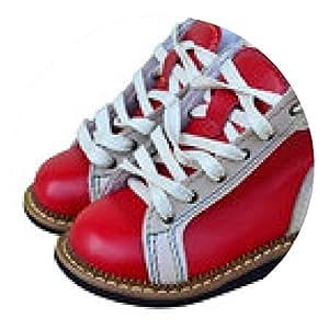 alfombrilla de ratón Hechos a mano de los zapatos de cuero ortopédicos con supinación 5mm - ronda - 20cm