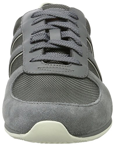 Boss Orange Orland_runn_ny 10198912 01, Zapatillas para Hombre Gris (Medium Grey)