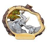 DollarItemDirect ELEPHANT RESIN TREE BARK MAGNET, Case of 120