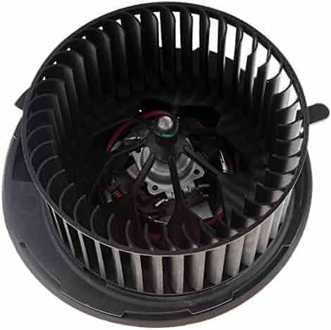 HVAC plastic Heater Blower Motor w//Fan ABS Cage ECCPP for 1986-1995 Chevrolet Astro //1992-1996 Chevrolet C1500 //1995-1996 Chevrolet Tahoe //1992-1996 GMC C1500
