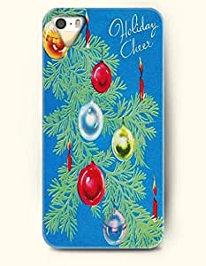 SevenArc iPhone 5 5s Case - Holiday Cheer Merry Xmas by mcsharks