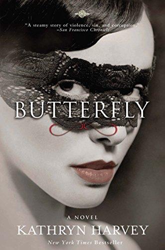 Butterfly by [Harvey, Kathryn, Wood , Barbara]