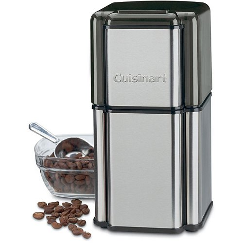 Bonavita 8-Cup Coffee Maker with Glass Carafe with Cuisinart Grind Central Coffee Grinder BV1800 ...