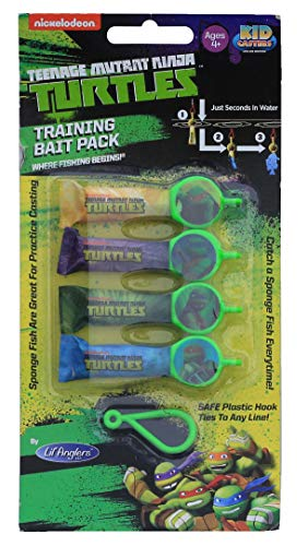 Teenage Mutant Ninja Turtles Training Baits ()