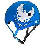 Triple Eight 3063 Dual Certified Helmet, L/XL, Royal Blue