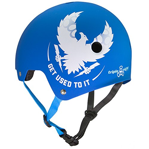 Liner T8 Sweatsaver Helmet (Triple Eight 3062 Dual Certified Helmet, Small/Medium, GUTI)