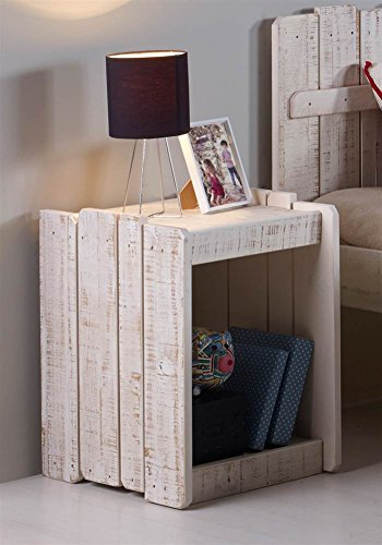 Donco Kids Tree House Nightstand in Rustic Sand Finish by Donco Kids