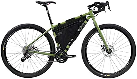 Finna Cycles Landscape Bicicleta, Unisex Adulto, Verde (primaveral ...