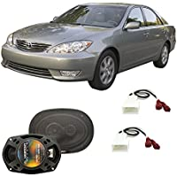 Fits Toyota Camry 2002-2006 Rear Deck Factory Replacement Harmony HA-R69 Speakers New