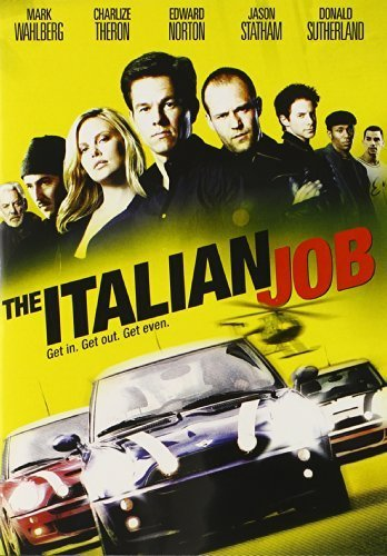 dvd the italian job - 7