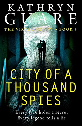 City Of A Thousand Spies: (The Conor McBride Series)