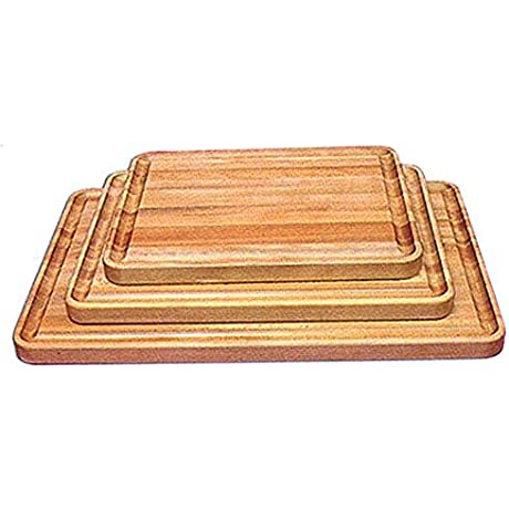 Professional Style Wood Cutting Board Size Large