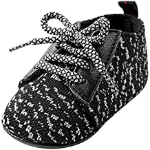 Hot Sale!Summer Sandals 2018,Todaies Baby Girl Shoes Fashion Toddler Boys First Walkers Kid Shoes 2018 (US:2.5, Black)