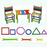 iDWZA Popular Mathematical Intelligence Stick Count Dolls Figures Box Baby Preschool 250PCS