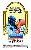 The Abominable Dr Phibes - 1971 - Movie Poster