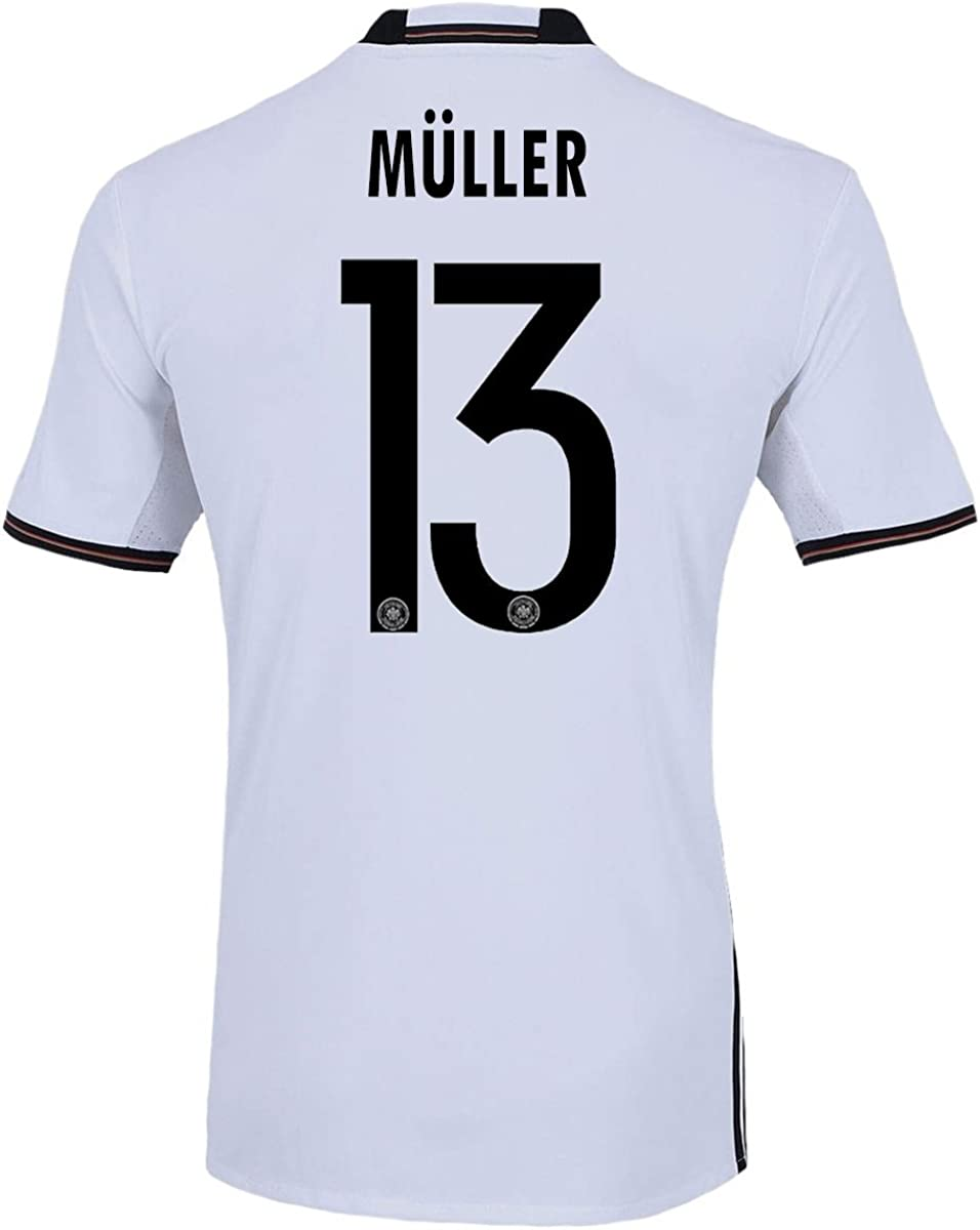 Germany Home Soccer Jersey