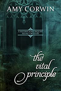 The Vital Principle by Amy Corwin ebook deal