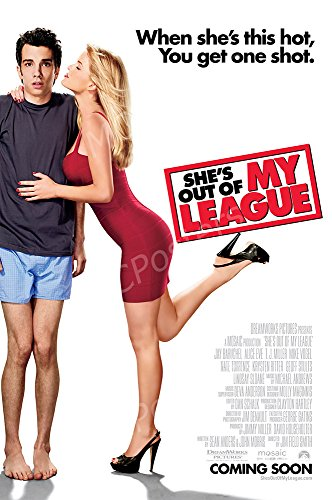 MCPosters - Shes Out of My League Movie Poster Glossy Finish - MCP086 (16