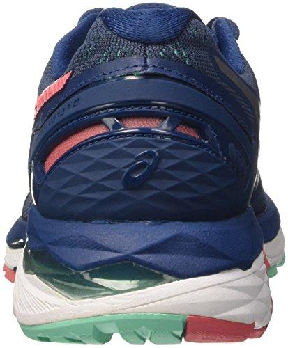 Zapatillas Asics Silver Gel Poseidon Cockatoo para Running 23 Azul de Mujer Kayano CR4xURtwq