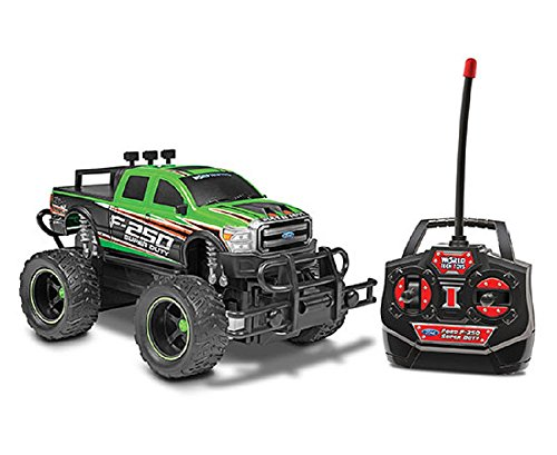 World Tech Toys Ford F-250 Super Duty RC Truck Vehicle (1:24 Scale) Colors may vary