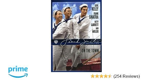 Amazon.com: On the Town: Gene Kelly, Frank Sinatra, Ann Miller ...